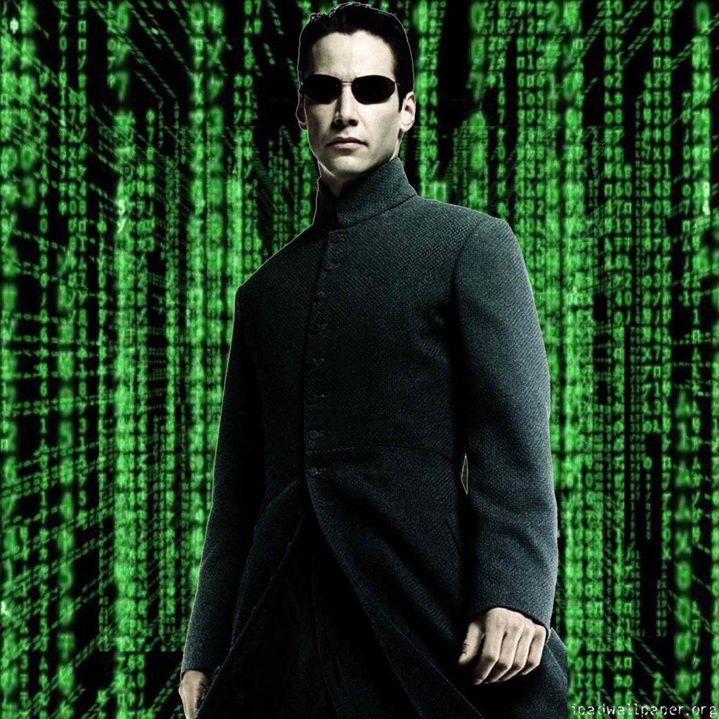 Neo, matrix, algorithm, banks