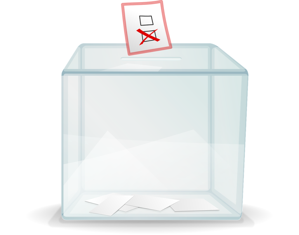 ballot, voting, mortgage
